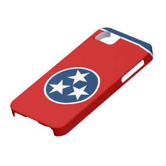 Flag of Tennessee iPhone 5 Covers