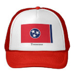Flag of Tennessee Mesh Hats