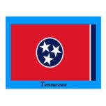 Flag of Tennessee Postcard