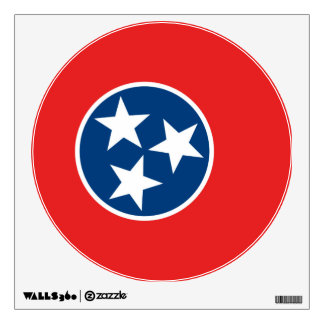 Flag of Tennessee Wall Sticker