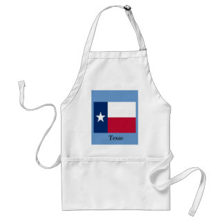 Flag of Texas Adult Apron