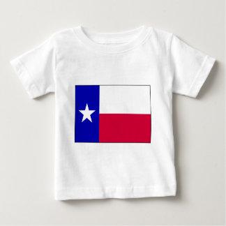 Flag of Texas Baby T-Shirt