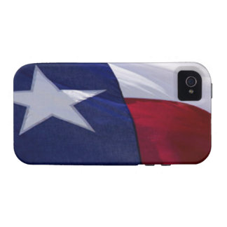 Flag of Texas iPhone 4 4S Case