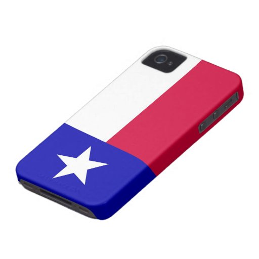 Flag of Texas iPhone 4/4S Case iPhone 4 Case-Mate Cases