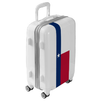 Flag of Texas Luggage (Carry-On)