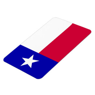 Flag of Texas Magnet