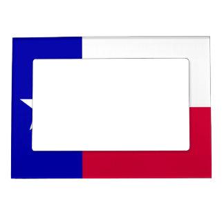 Flag of Texas Magnetic Frame