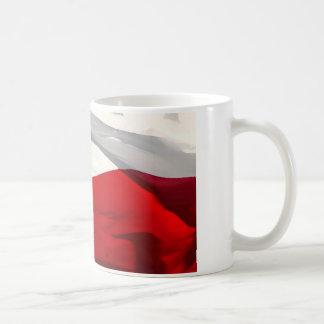 Flag of Texas Pop Art Classic White Coffee Mug
