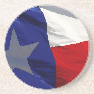Flag of Texas Pop Art Coaster