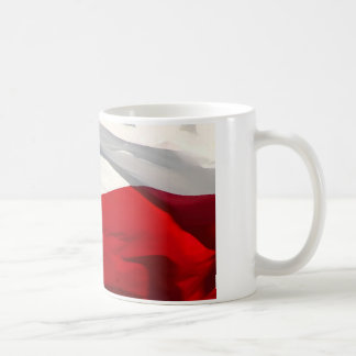 Flag of Texas Pop Art Coffee Mug