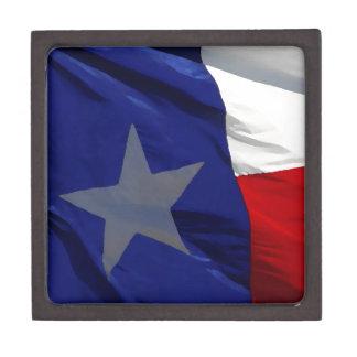 Flag of Texas Pop Art Gift Box