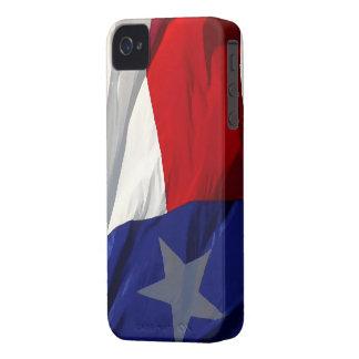 Flag of Texas Pop Art iPhone 4 Cases