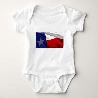 Flag of Texas Pop Art Tee Shirt