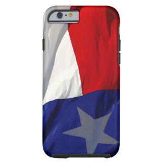 Flag of Texas Pop Art Tough iPhone 6 Case