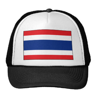 Flag of Thailand Hat