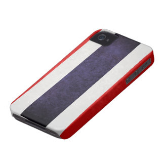 Flag of Thailand iPhone 4 Case-Mate Case