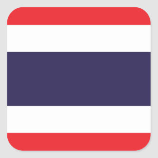 Flag of Thailand Stickers