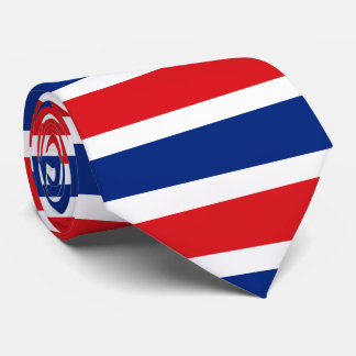 Flag of Thailand Tie