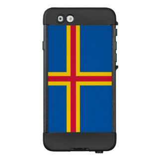 Flag of the Aland Islands LifeProof iPhone Case