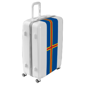 Flag of the Aland Islands Luggage (Large)