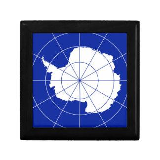 Flag of the Antarctic Treaty Keepsake Box