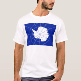 Flag of the Antarctic Treaty T-Shirt