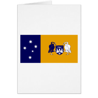 Flag of the Australian Capital Territory Card