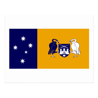 Flag of the Australian Capital Territory Postcard