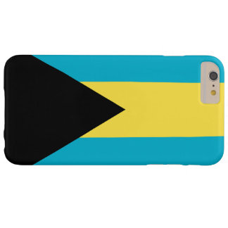 Flag of the Bahamas Barely There iPhone 6 Plus Case