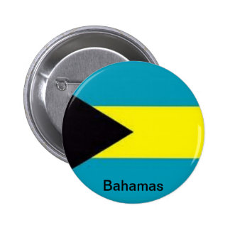 Flag of the Bahamas Button