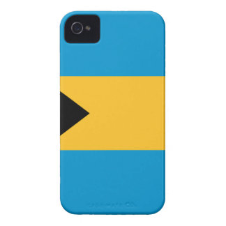 Flag of the Bahamas iPhone 4 Case-Mate Cases
