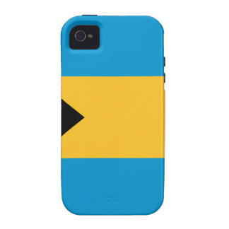 Flag of the Bahamas Case For The iPhone 4