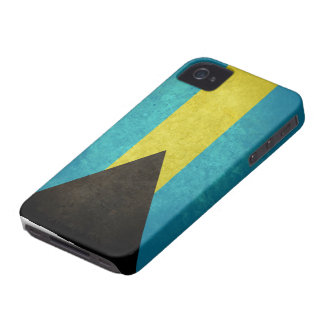 Flag of The Bahamas Case-Mate iPhone 4 Case