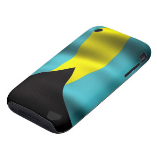 Flag of the Bahamas iPhone 3G/3GS Case-Mate Tough™ Tough iPhone 3 Cover