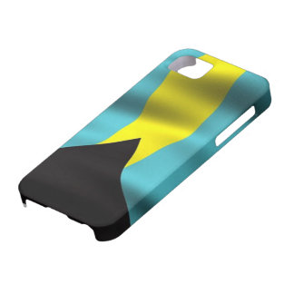 Flag of the Bahamas iPhone 5 Case