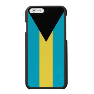 Flag Of The Bahamas iPhone 6/6s Wallet Case