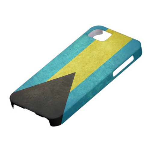 Flag of The Bahamas iPhone SE/5/5s Case