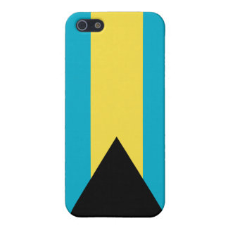 Flag Of The Bahamas iPhone SE/5/5s Cover