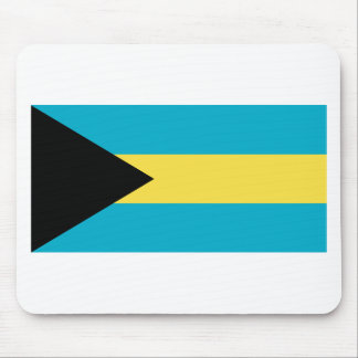 Flag of The Bahamas Mouse Pad
