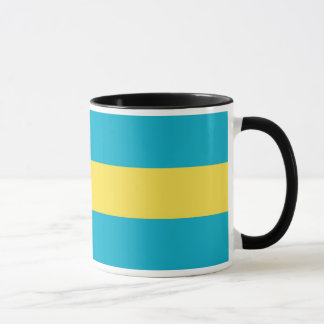 Flag of the Bahamas Mug