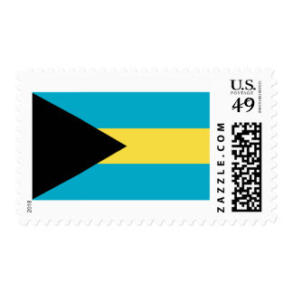Flag of the Bahamas Postage Stamps
