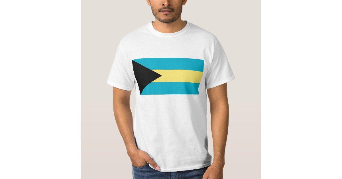 Bahamas Flag T Shirt