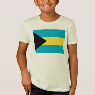 Flag of The Bahamas T-Shirt
