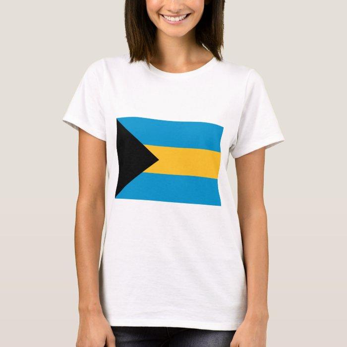 Flag of the Bahamas T-Shirt
