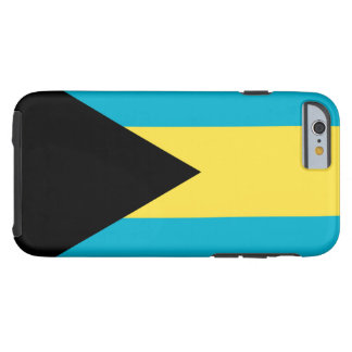 Flag of the Bahamas Tough iPhone 6 Case