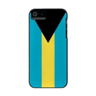 Flag Of The Bahamas Wallet Case For iPhone SE/5/5s