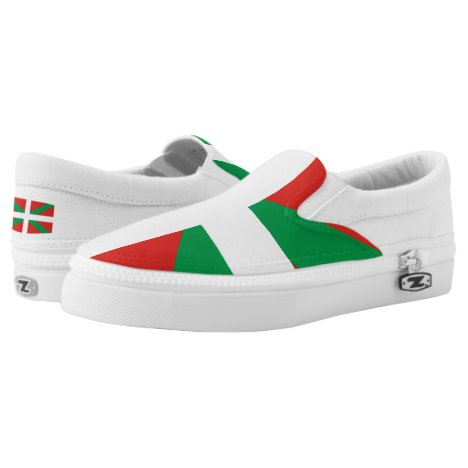Flag of the Basque Country Shoes