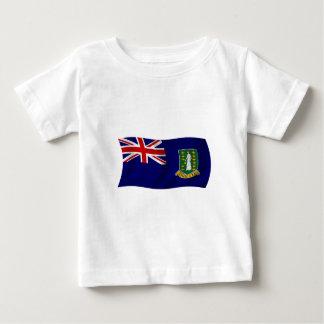 Flag of the British Virgin Islands Baby T-Shirt