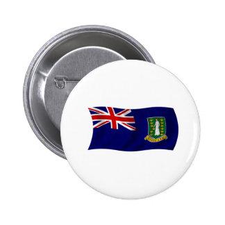 Flag of the British Virgin Islands Pin