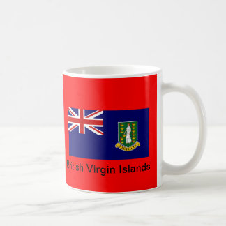 Flag of the British Virgin Islands Coffee Mug